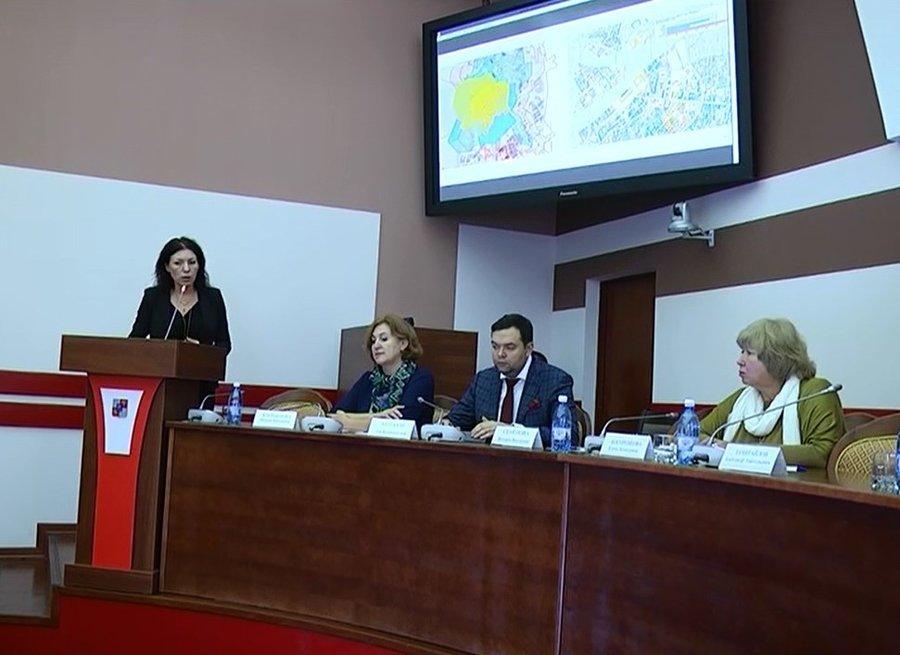 Заседание расширенного Градостроительного совета при главе города Сочи