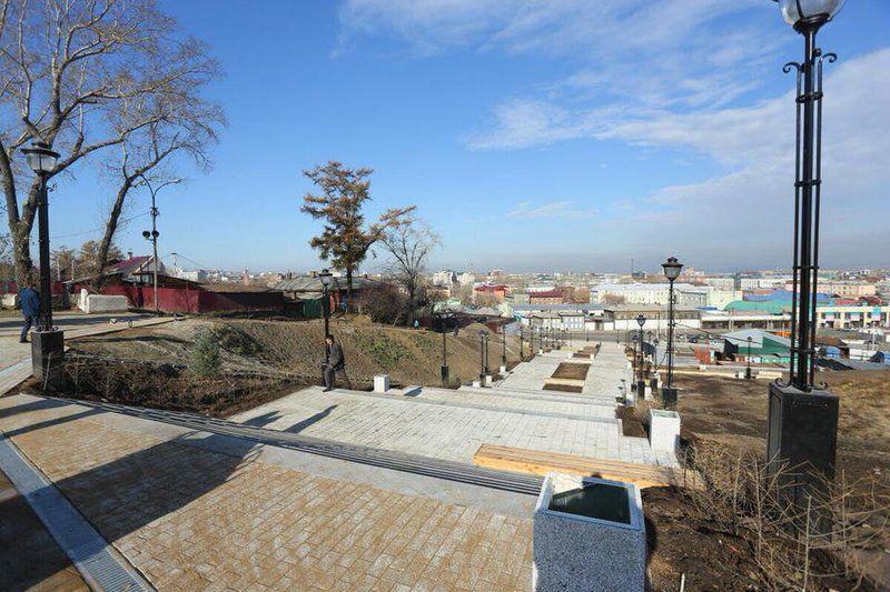 Возрождение достопримечательности Иркутска